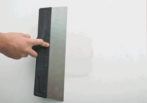 Large drywall knife